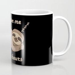 Sloth - 5 More Hours Coffee Mug