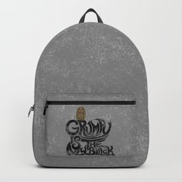 Grumpy is the new..... Backpack
