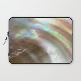 Mother of Pearl Laptop Sleeve