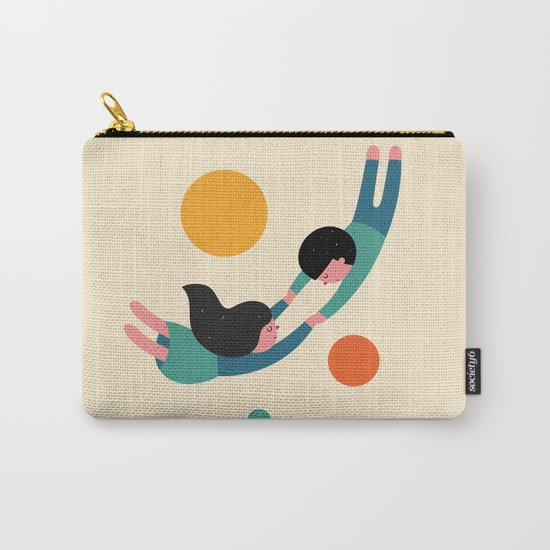 Won't Let Go Carry-All Pouch
