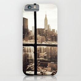 i love NY vintage iPhone Case