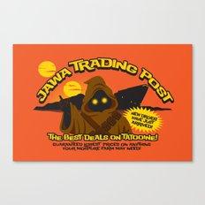 Jawa Trading Post Canvas Print