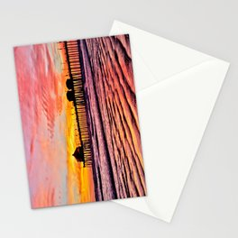 HB Sunsets Calendar Cover 2015 Stationery Cards