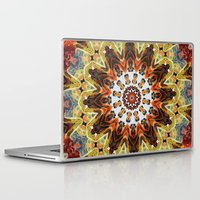 southwest Laptop & iPad Skins featuring southwest pattern by North 10 Creations