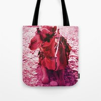 camel Tote Bags featuring Camel by Cass Burton