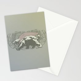 Fearless Creature: Saba Stationery Cards