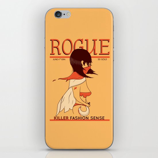ROGUE Magazine - June 4th Era iPhone Skin