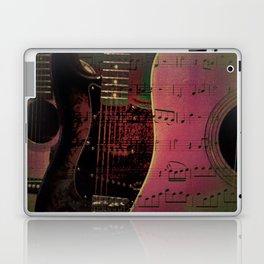 PINK GUITARS Laptop & iPad Skin