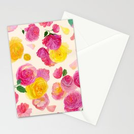 Royal Garden Stationery Cards