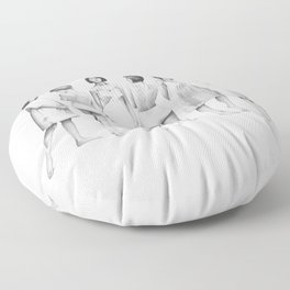girls Floor Pillow