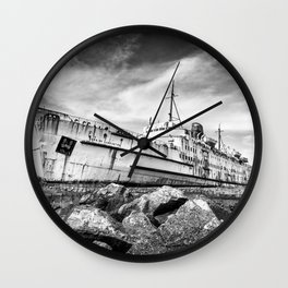 The Duke of Lancaster Wall Clock