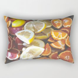 CITRUS! Rectangular Pillow