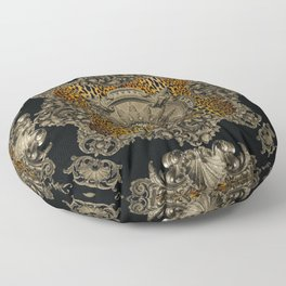 Baroque Panel Floor Pillow