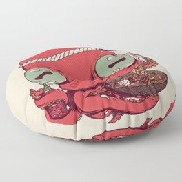 Spicy Ramen Floor Pillow