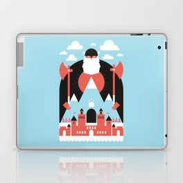 King of the Mountain Laptop & iPad Skin