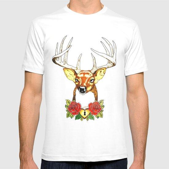 Oh deer. T-shirt
