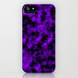 Purple Haze iPhone Case