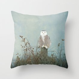 You Are Too Beautiful Throw Pillow