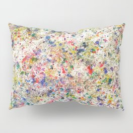 Abstract Artwork Colourful #7 Pillow Sham