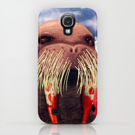 Walrus Friend of One or None iPhone Case