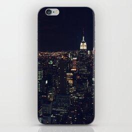 Nightlights iPhone Skin