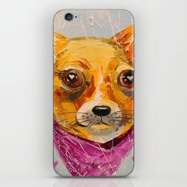 In love with friend iPhone Skin