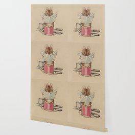 Beatrix Potter Tailor Mouse Wallpaper