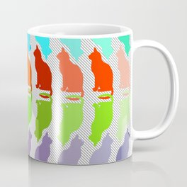 """""""Kitty Pride"""" Coffee Mug"""