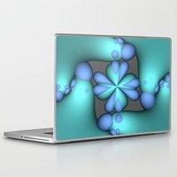lara croft Laptop & iPad Skins featuring Lara by Imagevixen