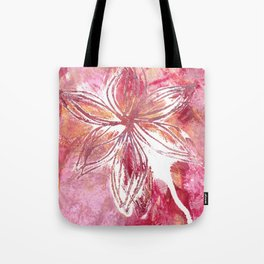 Lovely Lilly Tote Bag