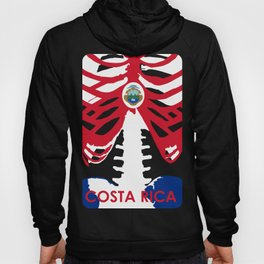 COSTA RICA X-RAYS BLK Hoody