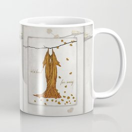 In a Land Far Away Fairie Dress  Coffee Mug