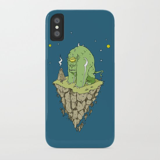 the big prince iPhone Case