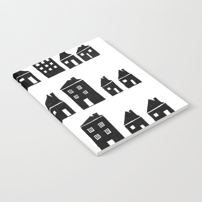 Black Houses Notebook