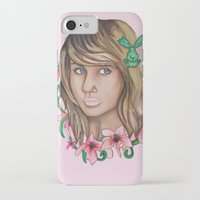 the legend of korra iPhone & iPod Cases featuring Korra by Papa-Paparazzi