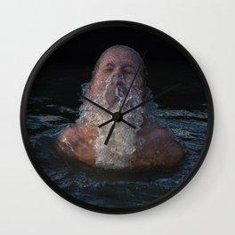 Merman Wall Clock