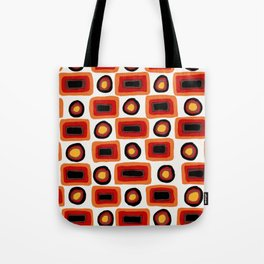 1970s africolor Tote Bag