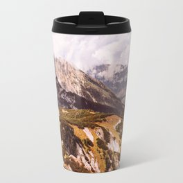 bavarian alps Travel Mug