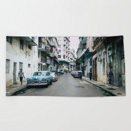 Centro Habana Beach Towel