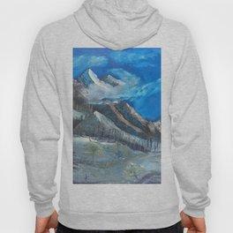 Cloudy Mountaintop Hoody