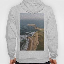 Coastside from above Hoody