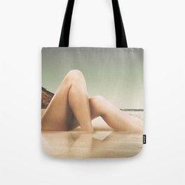 Legscape II Tote Bag