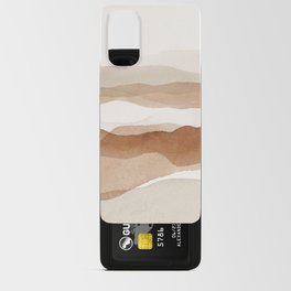 Mountains Android Card Case