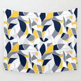 Abstract winter mood II Wall Tapestry