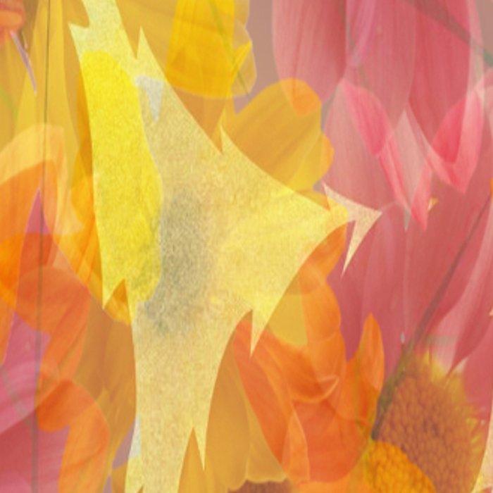 Changing Seasons Abstract Leggings