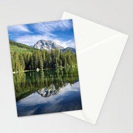 Jenny Lake, Grand Teton National Park Stationery Cards