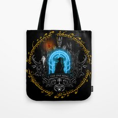 The one ring V3 Tote Bag