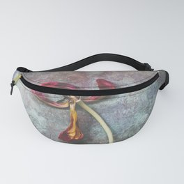 Faded Tulip Fanny Pack