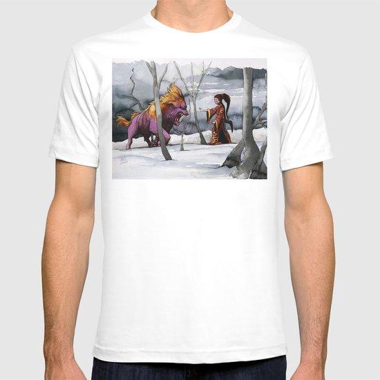 BEAST AND BEAUTIFUL T-shirt