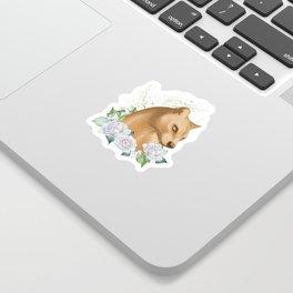 Fossa Sticker